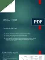 Rekomendasi IDAI Mengenai Pemeriksaan Penunjang Diagnostik Demam Tifoid 1