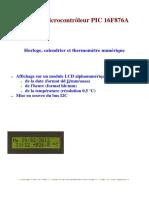 Projet à Microcontrôleur PIC 16F876A (2)