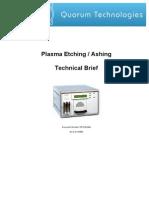 Plasma Technical Brief