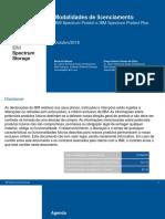 Modalidades de Licenciamento Spectrum Protect e SPP-Port