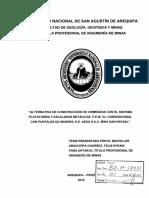 Implementacion de Celdas Columna en La Flotacion-2016