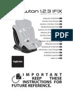 Newton ISOFIX Manuale