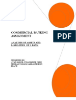 Commercial Banking nib