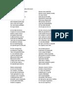 Linguage Dos Óio- Patativa
