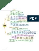 Mapa Mental - Carreira em Informática