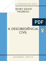 A desobediencia civil - Henry David Thoreau.pdf