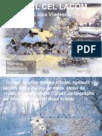 Ciripel Cel Lacom-luiza Vlădescu