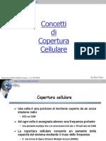 06 - Concetti Di Copertura Cellulare