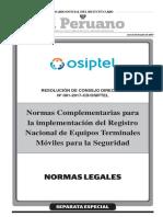 Normas Complementarias de Implementación Del RENTESEG_RES-081-2017-CDOSI... (2)