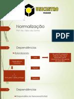 Normalização - 1