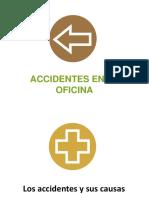 Accidentes en Oficina