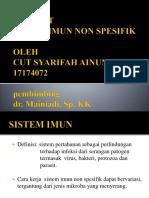 PTT REFARAT SISTEM IMUN NON SPESIFIK.pptx