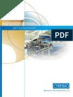 05 Belt Filter Presses Catalogue