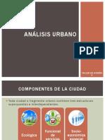 Análisis Urbano Pi