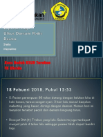 18 Feb- Ulkus DM Dorsum Pedis Dextra.pptx
