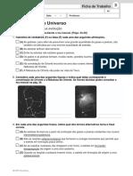 Dpa7 Ficha Trabalho 3 as Estrelas