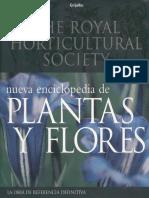 Botanica - Jardineria - Libro Guia - Nueva Enciclopedia de Plantas y Flores (Royal H Society - Grijalbo)
