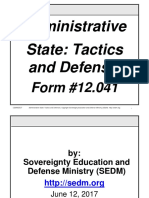 Administrative State