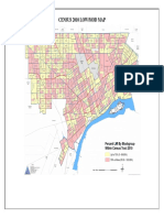 Detroit Census Map