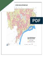 Detroit Census Map