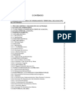 EOT Capitanejo 2003 Resumen