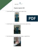 Program Recuperare PSH