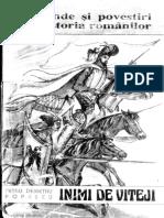 Legende Si Povestiri Din Istoria Romanilor Inimi de Viteji