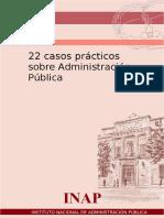 22 Casos Practicos Admon Publica