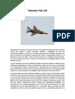 Informe Yak 141