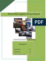 Third Party Logistics Final Report