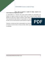 N1 U3 FORO - Evaluación de Proyectos- Andrea Vilches