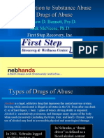 Introduction to Substance Abuse - Drugs of Abuse