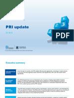 PRI Update Q1 2019