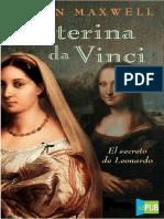Robin Maxwell. Caterina Da Vinci r1.0