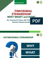 Antimicrobial Stewardship  Phicna