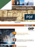Modelo de Integración de Portafolio Tecnológico Pemex Exploración y Producción