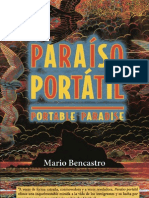 Paraíso portátil / Portable Paradise by Mario Bencastro