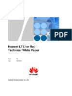 Huawei LTE for Rail Technical White Paper
