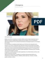 05-01-2019 Solicita Estado de Emergencia - Nuevodia.com.Mx