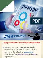 Strategic Analysis Ppt