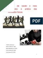 Fatores de Saúde e Risco Associados á Pratica Das Atividades Física