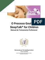 Sleep Talk (hipnose com criança)
