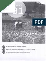 Geografia-mod 3-Un 3.1-As Areas Rurais Em Mudanca