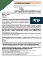 Caderno de questões contabilidade