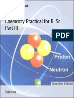 Dr Deepak Pant Chemistry Practical for b Sc Part II