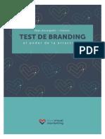Test de Branding Love Visual Marketing