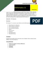 pmath11-course outline 2018