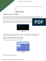 XP _ Carte de Bouclage Réseau _ Appendre Librement