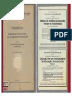 1944 - Statistisches Reichsamt - Volkszählung 17.5.1939 - Die Juden Und Jüd. Mischlinge Im Deutschen Reich (Band 552, Heft 4, DS)