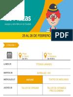 Calendario Vamos Las Plazas